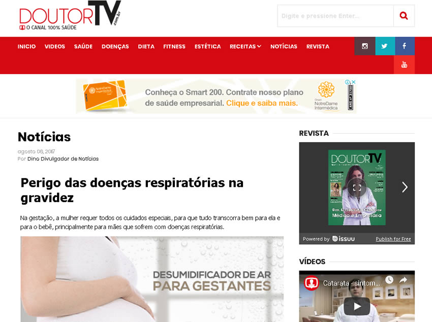 Thermomatic no Doutor TV